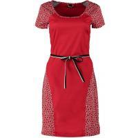 Skunkfunk DUNIXE - Sukienka letnia - czerwony SK321C034-G11
