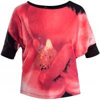 Monnari Krótki t-shirt z printem TSH2230