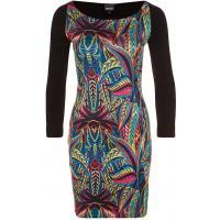 Just Cavalli Sukienka z dżerseju czarny JU621C03Q-Q11