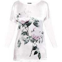 Monnari Romantyczny t-shirt z różami TSH3400
