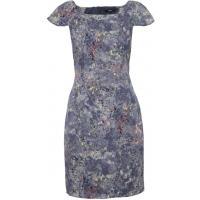 Mexx Metropolitan Sukienka letnia mirage blue MM421C00X-K11