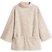 H&M Sweter z domieszką wełny 87267-A