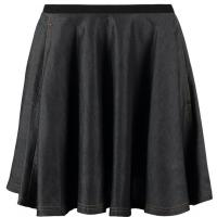 BOSS Orange BEFLIRTY Spódnica jeansowa black BO121B01G-Q11