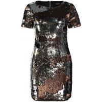 Topshop Sukienka letnia bronze TP721C023-O11