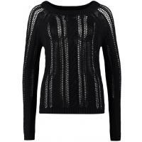Vila SIMONISA Sweter black V1021I08I-Q11