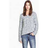 H&M Sweter w warkocz 34637-A