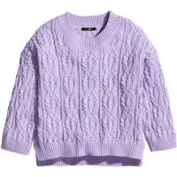 H&M Sweter w warkocz 85760-C