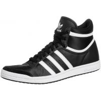 adidas Originals TOP TEN HI SLEEK Tenisówki i Trampki wysokie schwarz AD111A0BE-802