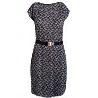 Monnari Letnia, wzorzysta sukienka DRE0400