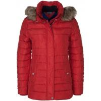 Tommy Hilfiger VALENTINA Kurtka zimowa apple red TO121Q001-G11
