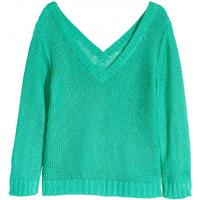 H&M Purl-knit jumper 0269321001 Turquoise