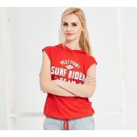 Reserved T-shirt YFL z nadrukiem LH613-32X