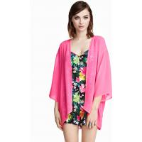 H&M Kimono 0256607019 Neonoworóżowy