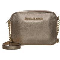 MICHAEL Michael Kors JET SET Torba na ramię pale gold MK151H03Q-F11