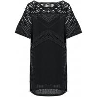 DKNY Sukienka letnia black DK121C02S-Q11