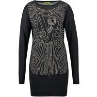Versace Jeans LADY Sukienka dzianinowa nero 1VJ21C01H-Q11