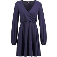 Anna Field Sukienka z dżerseju purple AN621CA27-I11