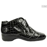 Botki RIEKER 58363-00 black 8021475