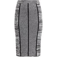 Calvin Klein Jeans KAVIL Spódnica ołówkowa grey C1821B010-C11