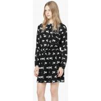 Mango Sukienka Nutria -50-SUD290