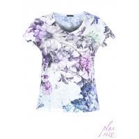 Monnari T-shirt w różnobarwne kwiaty II TSH2571