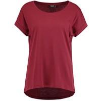 Vila VIDREAMERS T-shirt basic tawny port V1021D09N-G14