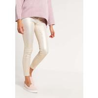 Vila VICOMMIT Spodnie materiałowe frosted almond V1021A07Y-B11