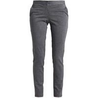 Vila VIPINNY Spodnie materiałowe medium grey melange V1021A084-C11
