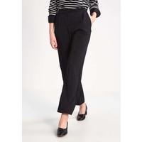 YASCASA Spodnie materiałowe black Y0121A01Z