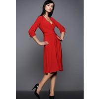 Sukienka Nife model S01 czerwona