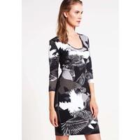 Just Cavalli Sukienka etui khaki JU621C05X