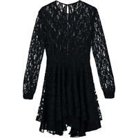 Just Cavalli Sukienka koktajlowa black JU621C05P
