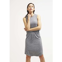 Calvin Klein Jeans Sukienka z dżerseju grey C1821C012