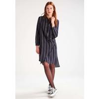 Sisley Sukienka koszulowa blue 7SI21C05Y