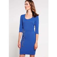 Versace Jeans Sukienka etui cobalt 1VJ21C02C