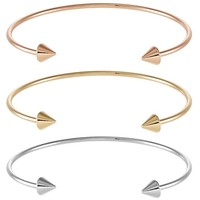 ONLY ONLJOSEFINE 3 PACK Bransoletka gold-coloured ON351E01P