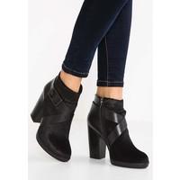 Lost Ink ARIES Ankle boot black L0U11N00B