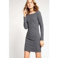 Vila VIEVELYN Sukienka z dżerseju medium grey melange V1021C0PP