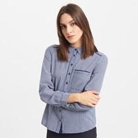 Reserved Koszula w kratę YFL QI419-59X