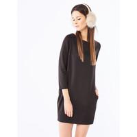 Mohito Minimalistyczna sukienka z kieszeniami QZ083-99X