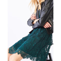 Mohito Koronkowa sukienka QL774-79X