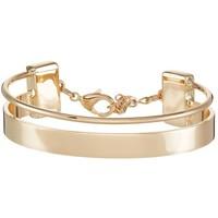 ALDO FRARERI Bransoletka gold-coloured A0151E055