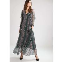Just Cavalli Długa sukienka green JU621C063
