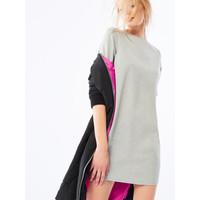 Mohito Sukienka o minimalistycznym kroju QS470-90X