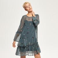 Reserved Sukienka QX597-MLC