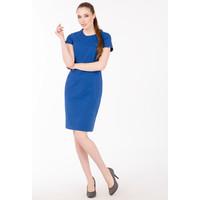 Monnari Minimalistyczna sukienka midi SUKIMP0-16Z-DRE4090-K012D000-R36