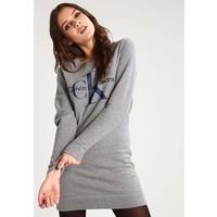 Calvin Klein Jeans DOVALINA Sukienka z dżerseju grey C1821C01B