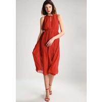 Anna Field Sukienka letnia red/offwhite AN621CAC7