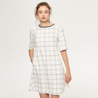 Reserved Sukienka w kratę RC555-MLC