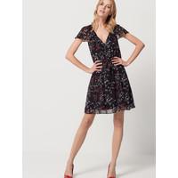 Mohito Romantyczna sukienka z falbaną QN707-99X